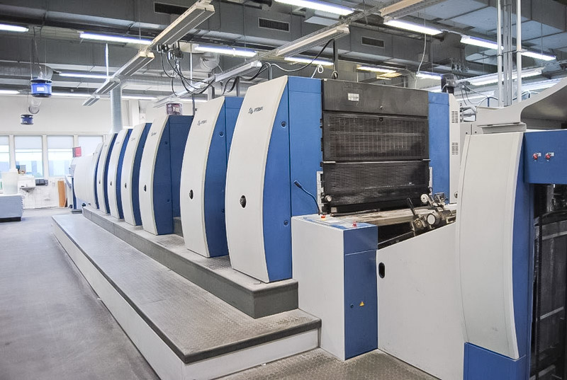 2008 KBA Rapida 105-6P+LX for sale tower coater 2/4 or 6/0 perfector