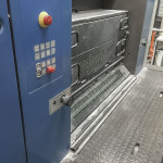 2008 KBA Rapida 105-6SW+LX six color 41 inch perfector coater for sale