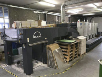 Used Roland Offset Printing Presses – SUPERIOR GRAPHIC  Used